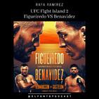 UFC Fight Island 2 Figueiredo vs Benavidez PREVIA
