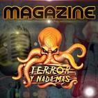 Magazine Terror y Nada Más - Programa 1x02