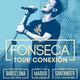 ENTREVISTA Fonseca - Cantante y compositor colombiano / Conciertos en España de la gira 'Tour Conexión'