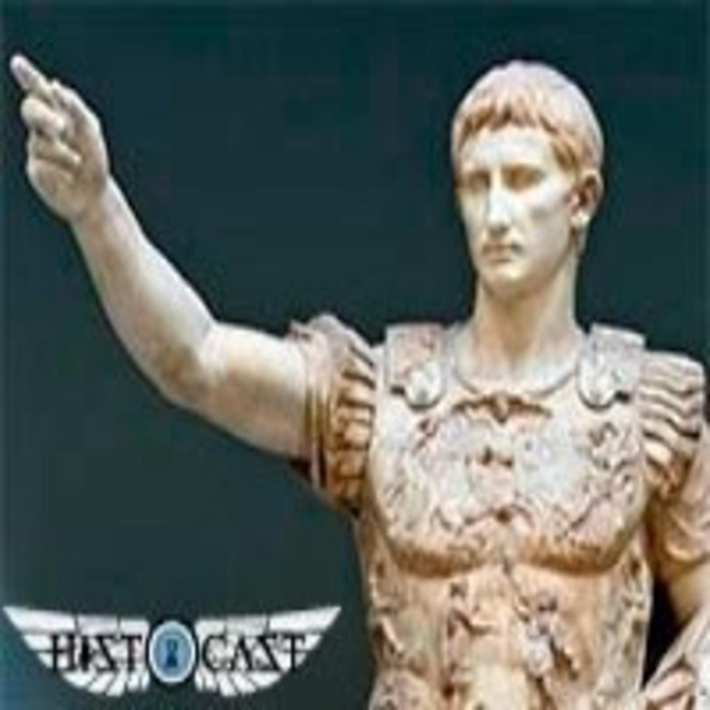HistoCast 78 - César Augusto