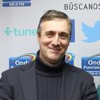 Francisco Paloma, concejal de Juventud e Infancia. Las construcciones de Lego llegan de nuevo a Fuenlabrada