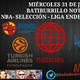 Noticias 31 de Julio 2019 - NBA - LEBRON... - LIGA ENDESA - EUROLIGA - PAU - SELECCIÓN...