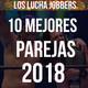 Las 10 Mejores Parejas del 2018