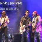 Otra Noche Sin Dormir, Rosendo Mercado, Barricada y Aurora Beltrán (Emisión 18 07 2015)