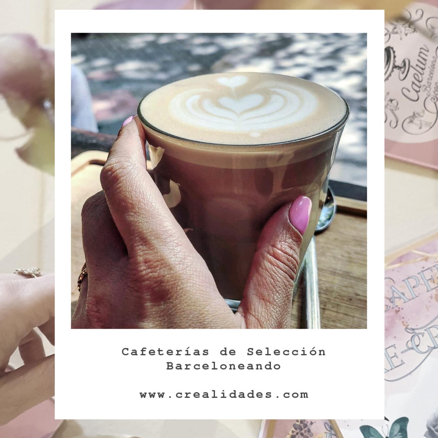Cafeterías de selección - Barceloneando 56