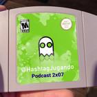 Episodio 2x07 Hablamos de cosas de videojuegos que nos inventamos
