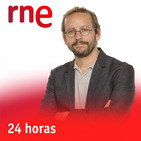 La Guerra Civil y la tercera España -24 horas RNE - Antonio Delgado -25 06 2019- Entrevista al historiador Joaquin Riera