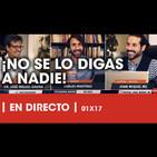 La Reunión Secreta 01x17 - ¡EL OKUPA DE CARLITOS!