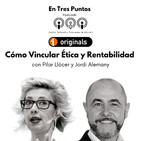 Pilar Llácer: La filosofía y la ética como elementos diferenciadores.