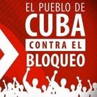 Rechazan profesores unionenses el bloqueo impuesto por EE.UU contra Cuba