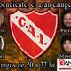 Ricardo Chivo Pavoni en Independiente, el gran campeón