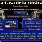 La Casa de la Música - 010 - 2019-11-10 Xescu Prats
