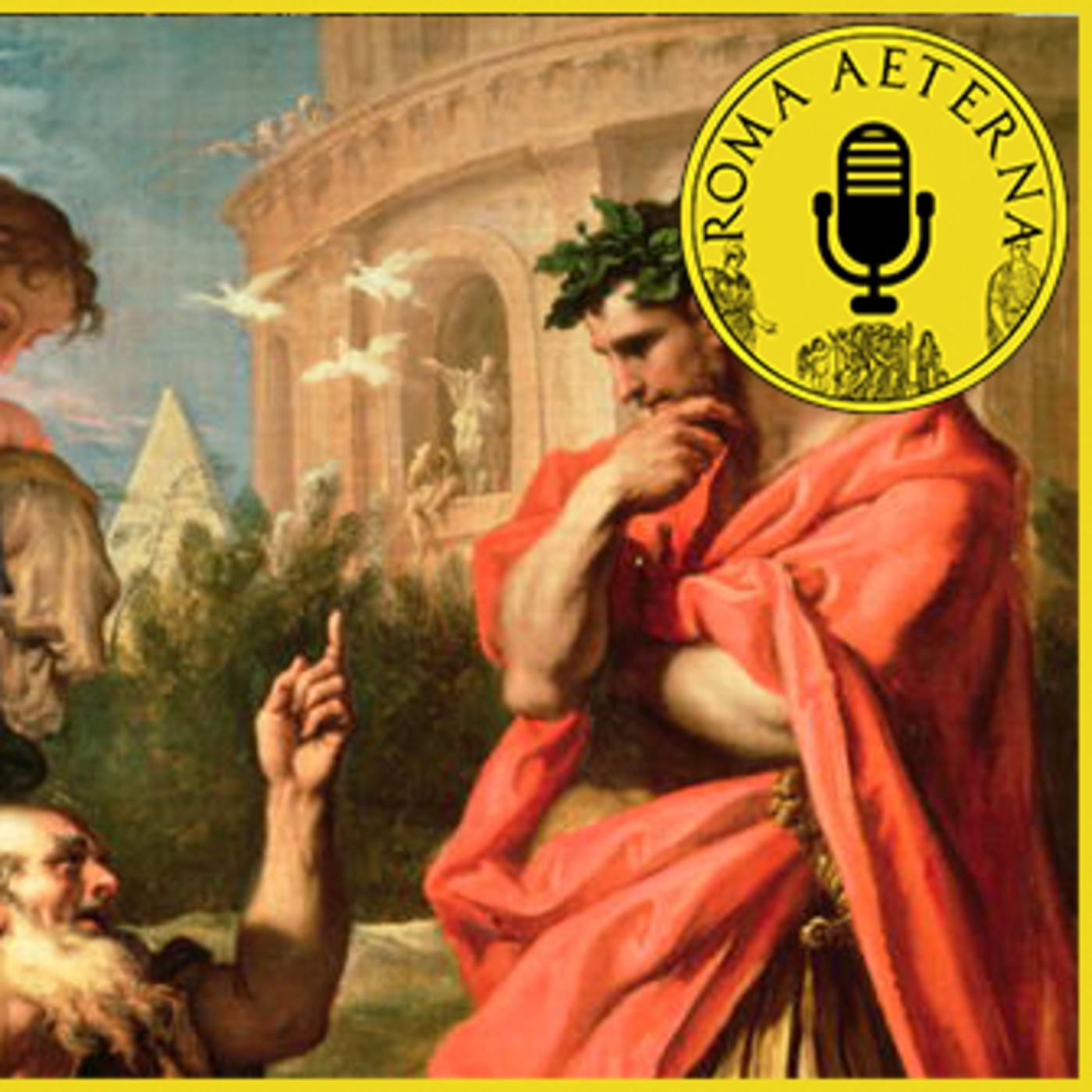 Programa 9 - Reyes de Roma V: Tarquinio Prisco, el etrusco.
