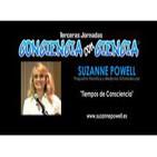 """SUZANNE POWELL """"Tiempos de Consciencia"""" - III Jornadas Conciencia con Ciencia"""