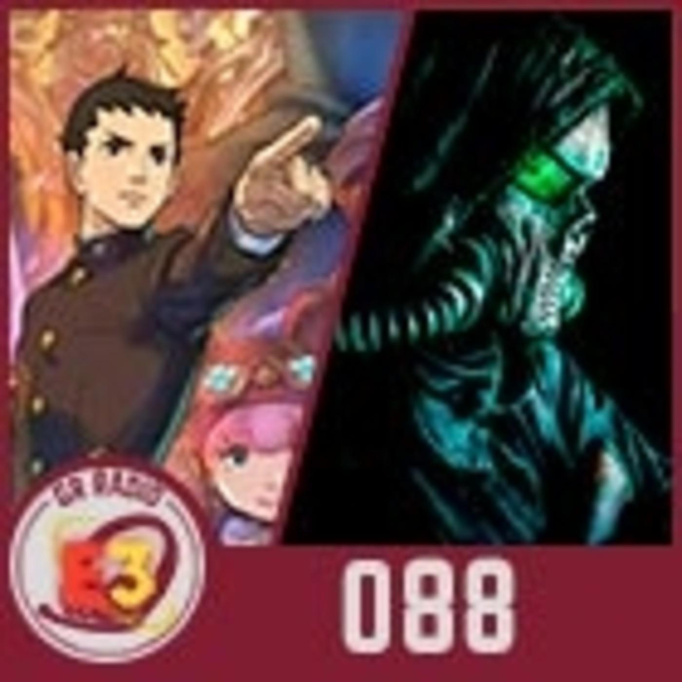 #E32021 GR (088) CAPCOM decepciona | PC GAMING SHOW | FUTURE GAMES SHOW | INDIE SHOWCASE | LIMITED RUN GAMES