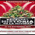 """Programa 111: """"Especial Historia de la Navidad con Antonio Piñero, Carlos Mesa y Luis Silva"""""""
