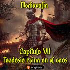 Roma post-Adrianópolis: Teodosio reina en el caos.