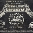 Historia de los conciertos de Heavy Metal en México