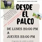 DESDE EL PALCO con FRANCISCO RODRIGUEZ, en RADIOCOMPLICES.COM con FERNANDO RODRIGUEZ, Programa 19/03/2020