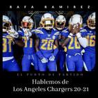 NFL Hablemos de Los Angeles Chargers 20-21