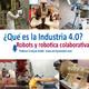 La robótica en la Industria 4.0