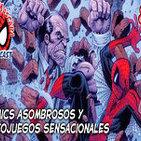 Spider-Man: Bajo la Máscara 82. El Asombroso Spider-Man 107, Videojuegos de Spider-Man y Jornadas de Avilés 2015.