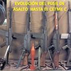 NdG 45 Cetme C, Evolución del Fusil de Asalto.