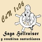CdN 1x06 - Saga Hellraiser y cenobitas nantuckianos