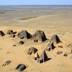 Nubia, el verdadero país de las pirámides