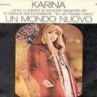 Karina - Un Mondo Nuovo eurovision 1971 - version italiano