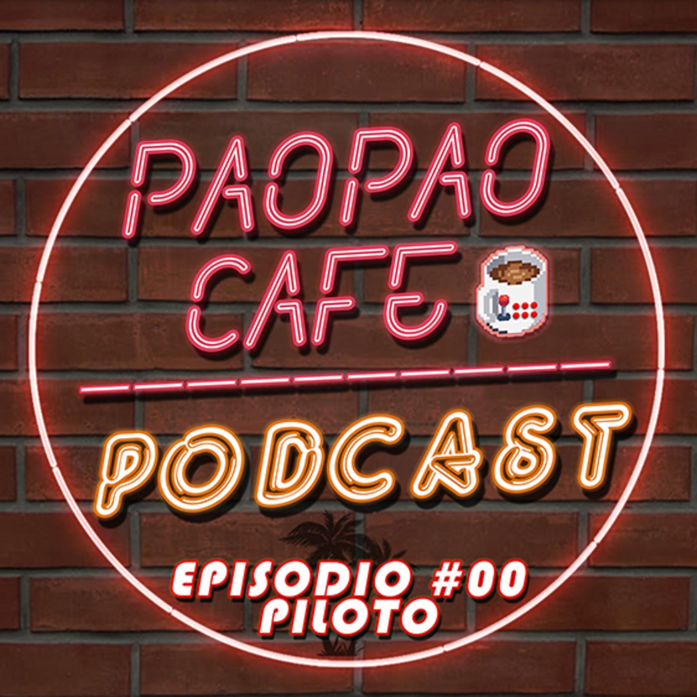 Pao Pao Café Podcast -00- KOF '94 feat. KOF XIV (PILOTO)