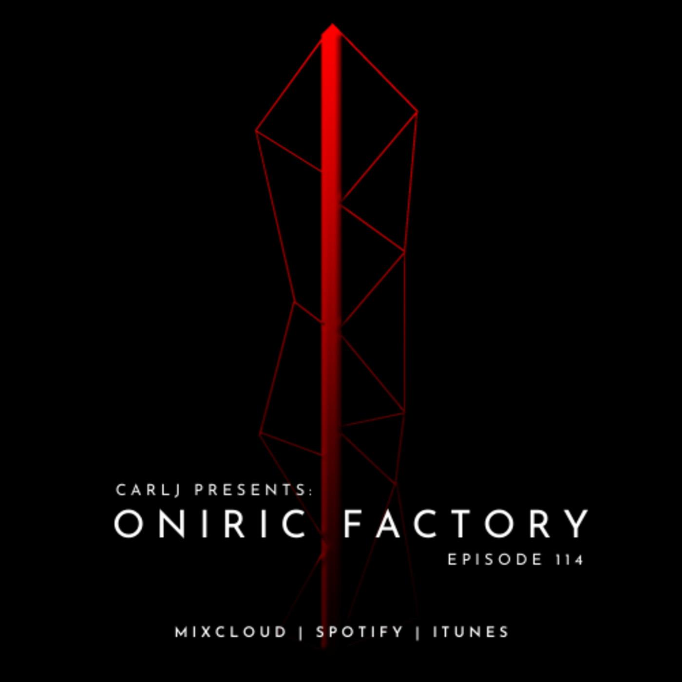 Oniric Factory Session 114