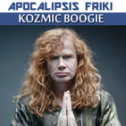 AF presenta: Kozmic Boogie 01 - Master Mustaine, por la gracia de Dios