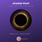 Energy prep - Solar Eclipse July 2019