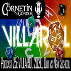Podcast #25 VillaRol 2020, Rol Old School Vs New School