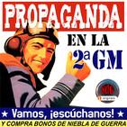 NdG Promo Propaganda en la Radio en la Segunda Guerra Mundial