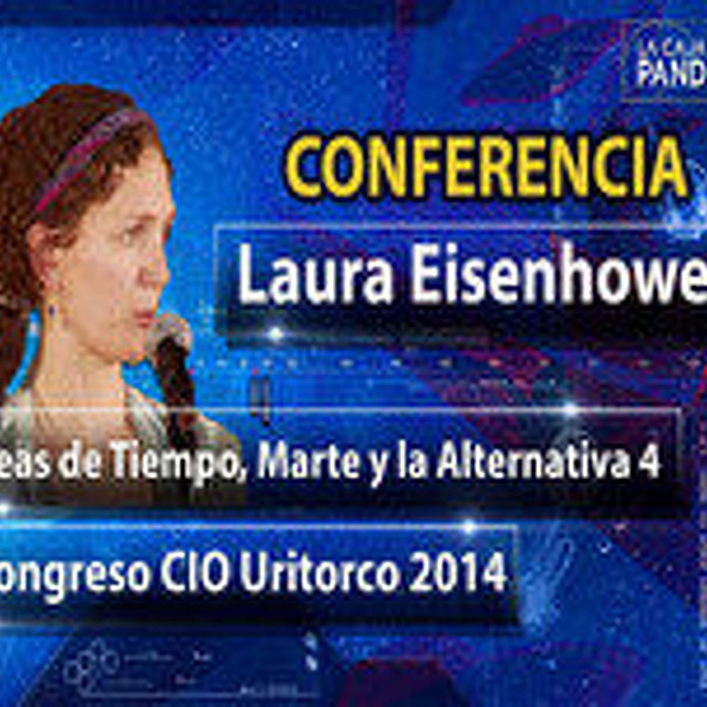 Laura Eisenhower - Congreso Internacional de OVNILOGIA - CIO URITORCO 2014
