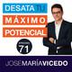 CÓMO MOTIVARTE A TI MISMO PARA CONSEGUIR RESULTADOS EXCEPCIONALES / José María Vicedo | Ep.71