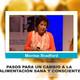 PASOS PARA UN CAMBIO A LA ALIMENTACIÓN SANA Y CONSCIENTE - Montse Bradford