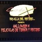 CODEX 5X65 Halloween 4: Películas de terror y misterio