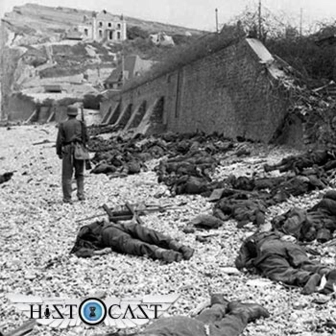 HistoCast 205 - Dieppe, anatomía de un desastre