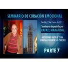 Rafael Marañón - Seminario de Curación Emocional - Sevilla Parte 7 de 9