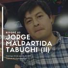 Jorge Malpartida Tabuchi: política, fútbol y podcast (II)