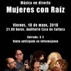 Concierto -Mujeres con Raíz- Carmen María Martínez-