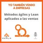 20. Metodologias ágiles y Lean aplicadas a la venta