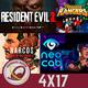 GR (4X17) Lo nuevo de Kojima, Nuevos detalles de Resident Evil 3, Xbox Series X, Treasure Rangers, Narcos y Neo Cab