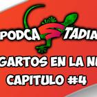 ¡PODCASTADIA! #4 LAGARTOS en la NUBE   PODCAST sobre STADIA en ESPAÑOL