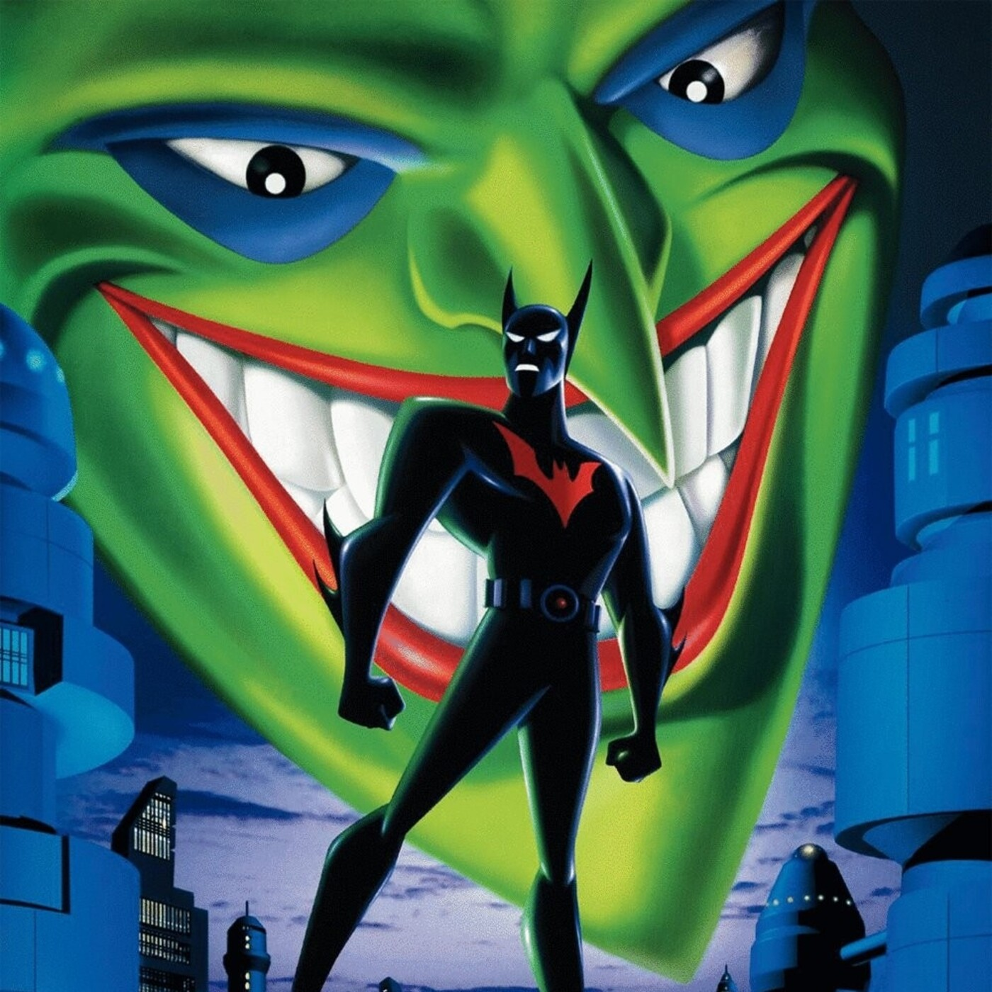 cartoon cartoon cast 60 - batman beyond : the return of the joker
