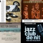 Programa 238: Bernat Font Trio; Albert Bello & Oriol Saña 2.0 i Rafa Madagascar Ancestral Project