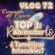 VLOG 72: TOP ABSTRACTOS + ¿Temáticas prohibidas?